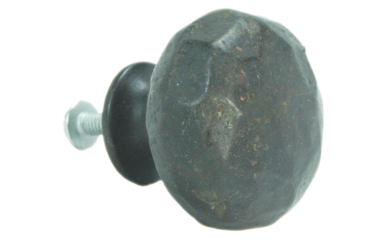Distressed Knob (Faux Brass)