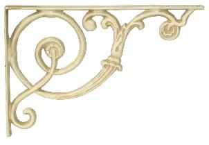 Romanesque Bracket (Sold Individually)