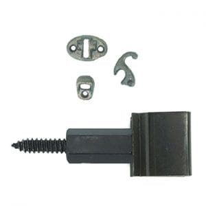Bullet Catches and Fasteners for Shutters