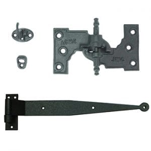 Shutter Hinges and Strap Hinges