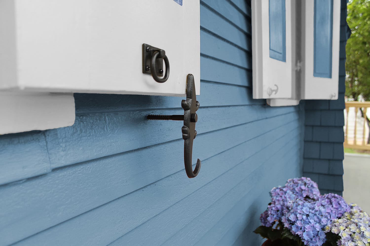 John Wright Co. Launches Weather-Resistant, Coastal Shutter Hardware