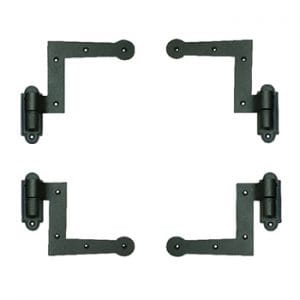 New York Style (L-Style) Shutter Hinges
