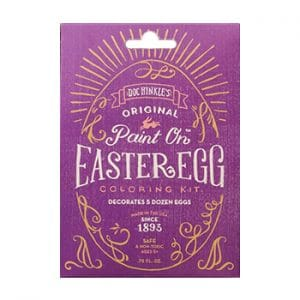 Doc Hinkle's Easter Egg Dye