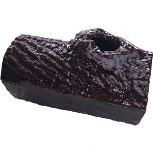 Brown Log Steamer
