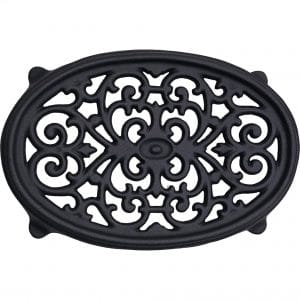 Oval Filigree Trivet