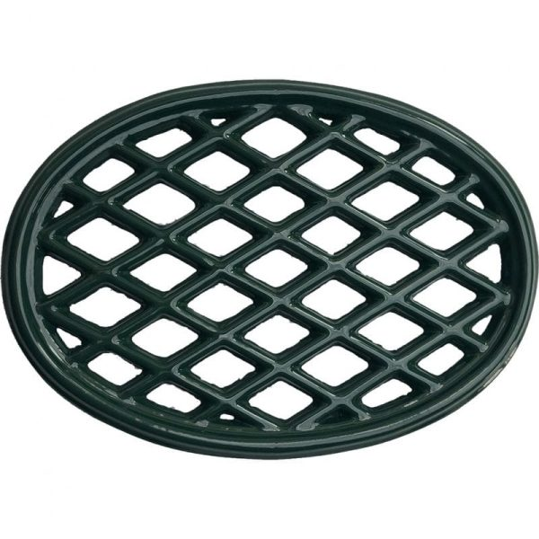 Forest Green Lattice Trivet