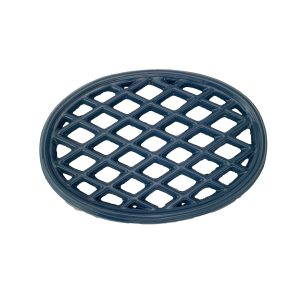 Colonial Blue Lattice Trivet
