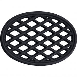 Black Matte Lattice Trivet