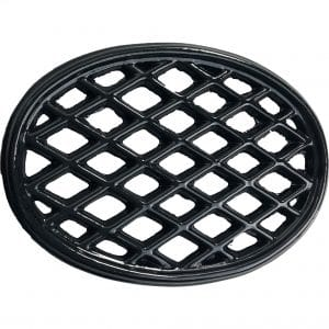 Jet Black Lattice Trivet