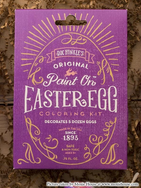 Doc Hinkle Easter Egg Dye (PAINT-ON™)
