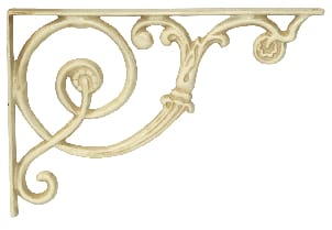 Romanesque Bracket (Sold Individually)