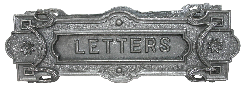 Mailbox Letter Slot