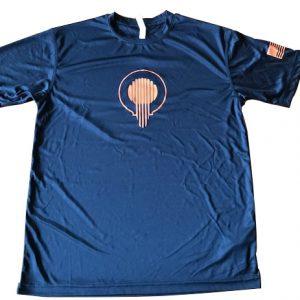 Blue Ironworker T-shirt