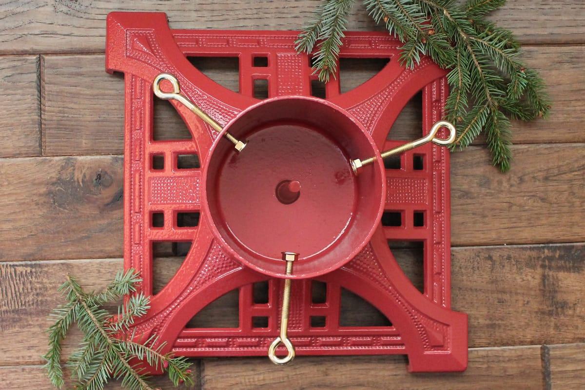 Heirloom Treestand (Red)
