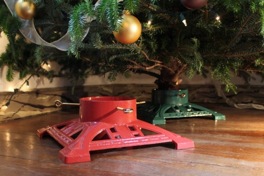 Heirloom Tree Stand (Red)
