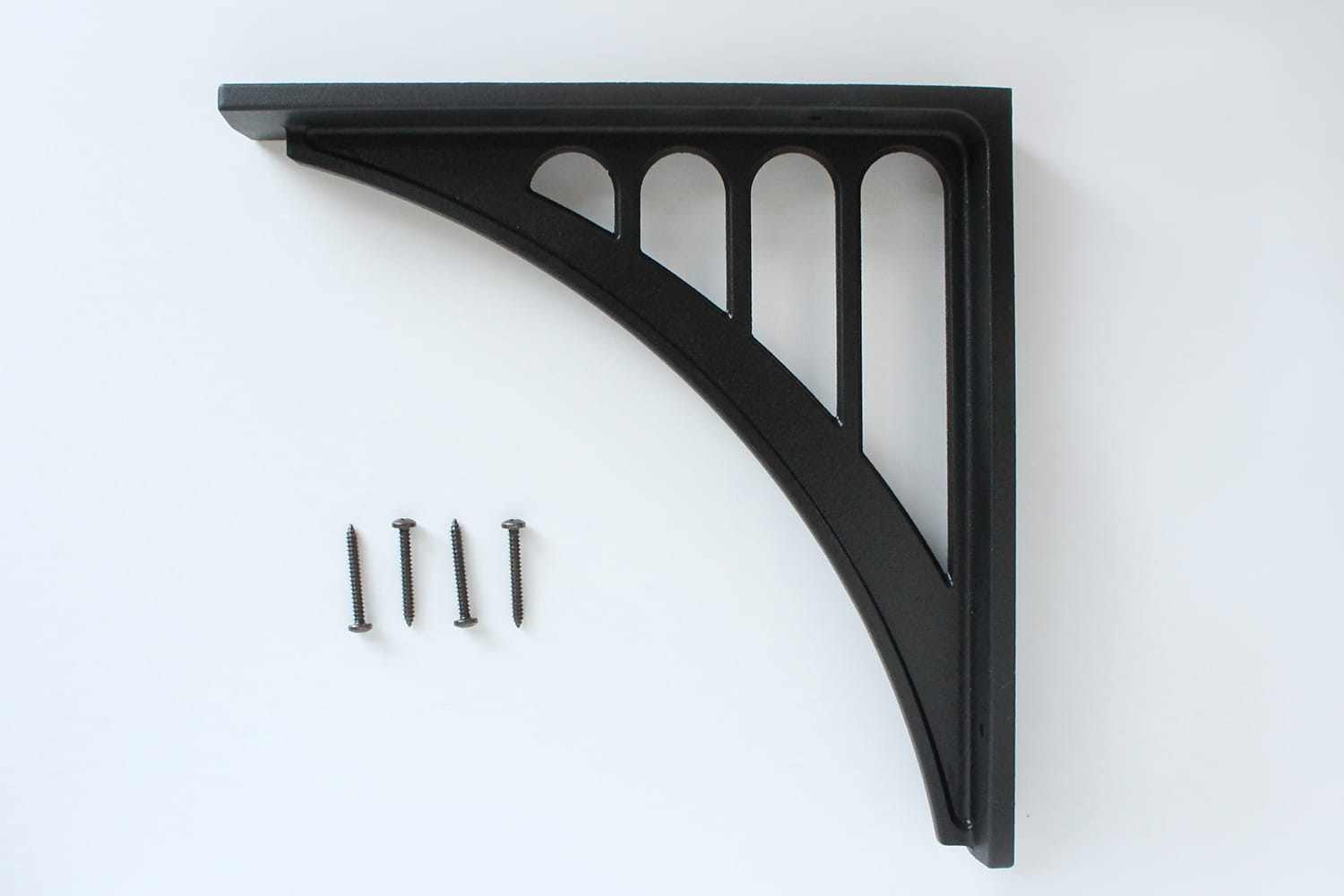 Catenary Arch Shelf Bracket Released By John Wright Company