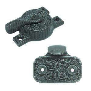 Cast Iron Window Hardware