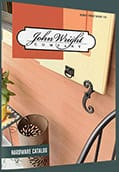 John Wright 88-457 Fancy Victorian Window Lock